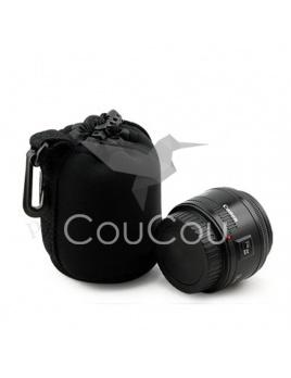 Lense - púzdro / obal / case / ochrana na objektiv veľkosti S