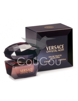 Versace Crystal Noir toaletná voda 30ml