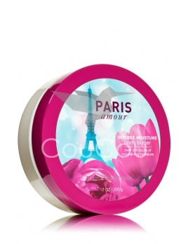 Bath & Body Works Paris Amour telové maslo 200g