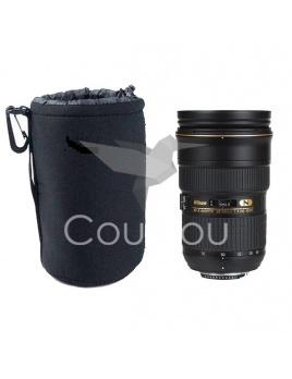 Lense - púzdro / obal / case / ochrana na objektiv veľkosti L