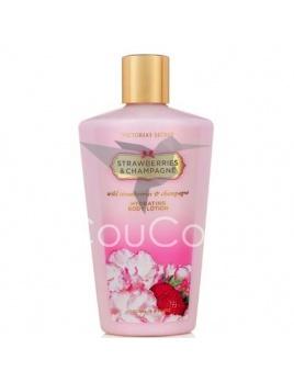 Victoria's Secret Strawberry & Champagne telové mlieko