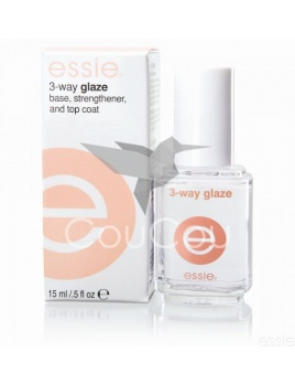 Essie 3 way glaze 15ml