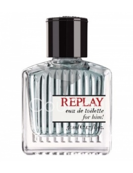 Replay Replay for Him toaletná voda 50ml
