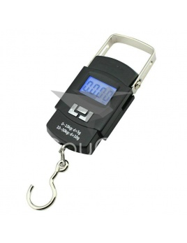 Lugga batožinová / cestovná / závesná digitálna váha