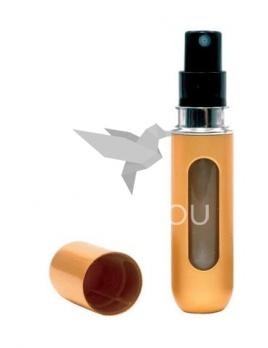 Kabelkový parfém - zlatý