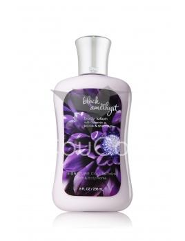Bath & Body Works Black Amethyst telové mlieko 236ml