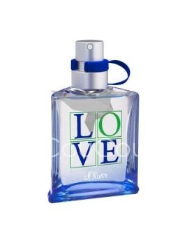 s.Oliver Love Man toaletná voda 30 ml