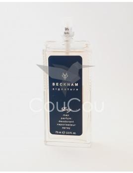 David Beckham Signature Story for men deodorant 75ml (bez vrchnáku)