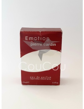Pierre Cardin Emotion For Woman EDP 75ml bez krabičky