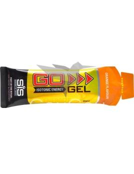 SIS Go GEL energetický gél 60ml - pomarančová príchuť