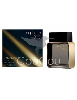 Calvin Klein Euphoria Gold Men EDT 50ml