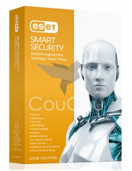 ESET Smart Security 7 - licencia 1PC na 3 roky