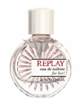 Replay For Her toaletná voda 60ml