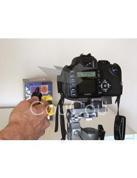 Manuálne diaľkové ovládanie pre Canon EOS, Powershot a Digital Rebel s 1m káblom