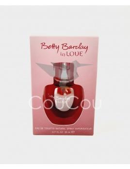 Betty Barclay In Love toaletná voda 20ml