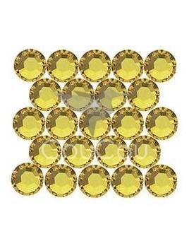 Lt Topaz - 144 kameňov / 1 gross  (veľkosť 7 až 7,2 mm) SS34
