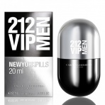Carolina Herrera 212 VIP Men New York Pills EDT 20ml