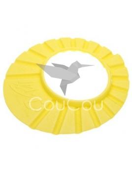 Šilt na kúpanie - žltý