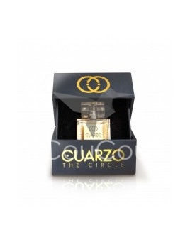 Cuarzo The Circle Just Gold EDP 30ml