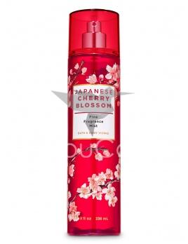 Bath & Body Works Japanese Cherry Blossom telový sprej 236ml