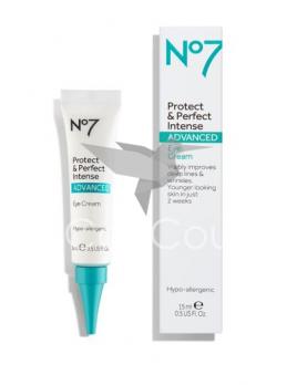 Boots No7 Protect & Perfect Intense očný krém 15ml