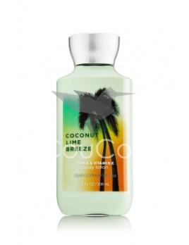 Bath & Body Works Coconut Lime Breeze telové mlieko 236ml