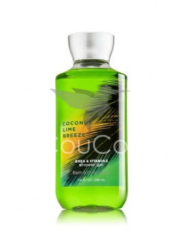 Bath & Body Works Coconut Lime Breeze sprchový gél 295ml