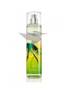Bath & Body Works Coconut Lime Breeze telový sprej 236ml