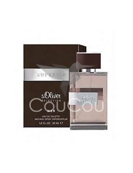 s.Oliver Superior Men EDT 30ml