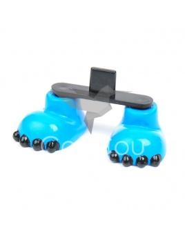 YETI nohy - iPhone 5 5s protiprachová ochrana na nabíjačku