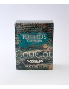 Alain Delon Iquitos toaletná voda 50ml splash