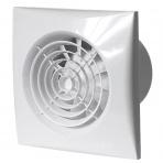 SIVA tichý ventilátor s vysokou extrakciou