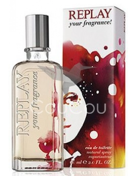 Replay Replay Your Fragrance! for Her EDT 60ml