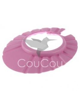 Šilt na kúpanie - ružový