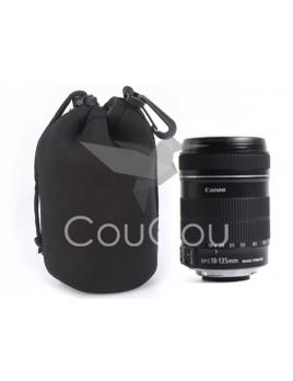 Lense - púzdro / obal / case / ochrana na objektiv veľkosti M