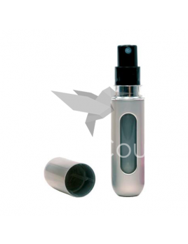 Kabelkový parfém - strieborný