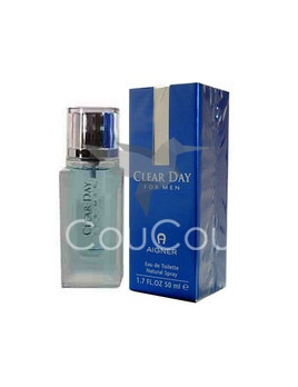 Aigner Clear Day for men toaletná voda 50ml