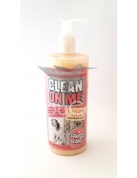 Soap & Glory Clean On Me krémový sprchový gél 500ml