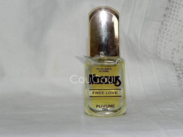 9 love perfume 5ml moschus wild oil MOSCHUS