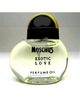 Moschus Exotic Love perfume oil 9,5ml - v krabici