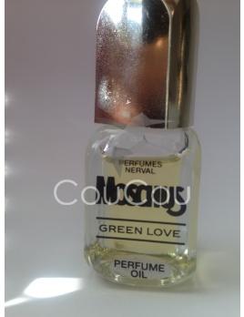 Moschus Green Love perfume oil 8,5ml (pozri foto)