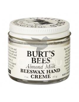 Burt's Bees Mandľa a Mlieko krém na ruky 57g