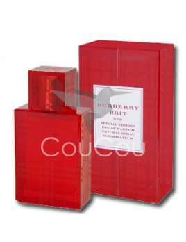Burberry Brit Red for women parfémovaná voda 50ml
