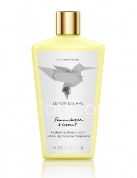 Victoria's Secret Lemon Escape telové mlieko