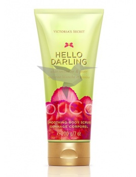 Victoria's Secret Hello Darling telový peeling