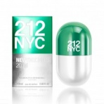 Carolina Herrera 212 New York Pills EDT 20ml