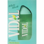 Vidal White Musk EDT 100ml
