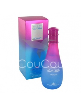 Davidoff Cool Water Woman Happy Summer toaletná voda 100ml