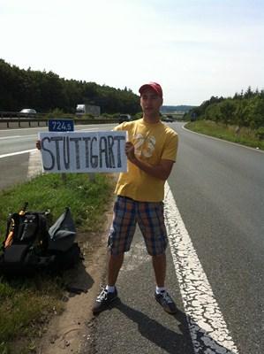 Tomas stopuje na Stuttgart